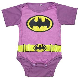 Compra Bodie Body Mameluco Para Bebe Diseño Superheroes Batman Niña ... cbe6ea1da41
