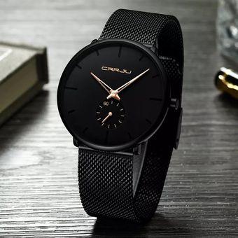 2019 auténtico mejores ofertas en Boutique en ligne Reloj Casual Elegante Para Hombre Crrju 2019 - Yafa Shop Peru