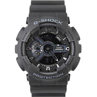 845400c820dfd Compra Reloj Casio G-Shock GA-110-1B Analógico Y Digital Hombre ...