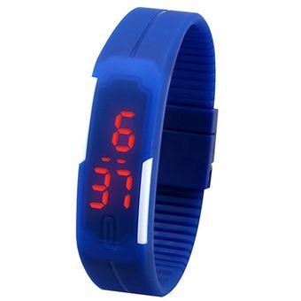 98087752f034 Compra Reloj Led - Reloj Pulsera Led Digital Deportivo De Silicona ...