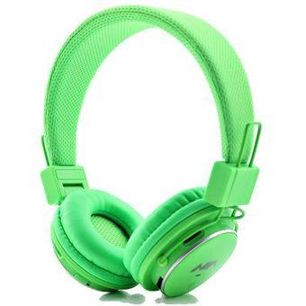 Compra Hermosos Aud 237 Fonos Bluetooth De Diadema