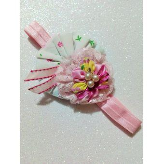 86af3a471 Compra Lazos Vinchas Diademas Elásticas Para Bebes y Niñas Colores ...