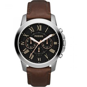 580f442ffa94 Reloj Fossil Grant FS4813IE Para Caballero - Marrón