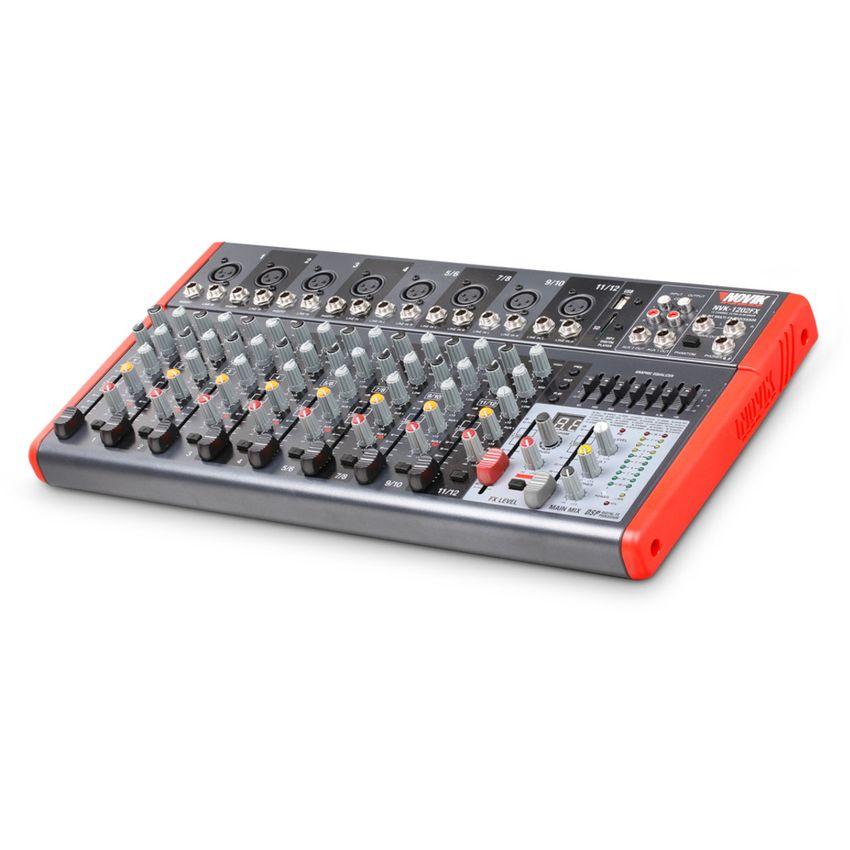 Mixer Analogo Novik NVK-1202FX novik