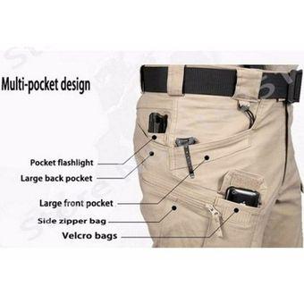 Pantalones Tacticos Para Hombres Pantalones Cargo Militares Linio Mexico Ge598sp01mfyjlmx