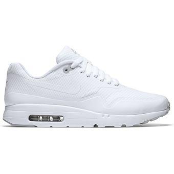 Agotado Zapatos Deportivos Hombre Nike Air Max 1 Ultra Essential-Blanco 516c786076a4