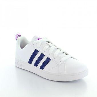 c12b914df9 Compra Tenis para Mujer Adidas BB9620-045259 Color Blanco online ...