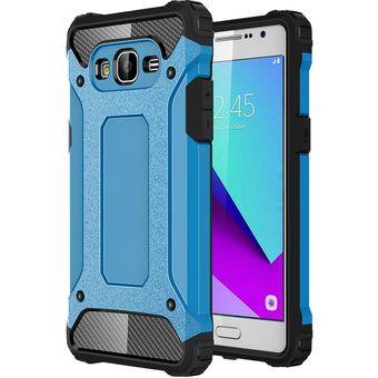 ef6c284c4f9 Compra Estuche Protector MOONCASE Funda Para Samsung Galaxy J2 Prime ...