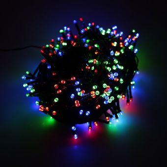 4202e412bce6a 100 Luces De Navidad Para Arbol De Navidad Led Secuencial - Multicolor