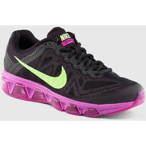 Zapatilla Nike Tailwind 7 Para Dama - Negro 83afaed0ce92e