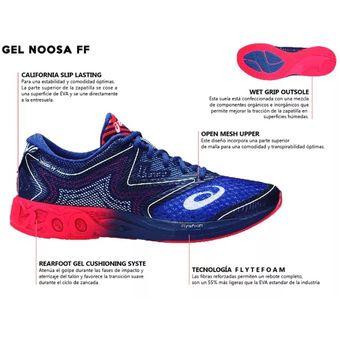 ignorancia atlántico ir de compras  Zapatilla Asics T722N 5006 Gel Noosa Ff / FA17 - Hombre | Linio Perú -  AS750SP0WDKLYLPE