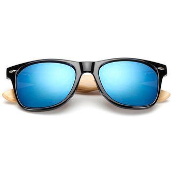 Compra Encantador Bambú Gafas De Sol Unisexo De Madera Gafas ... 27f71d9e82ba