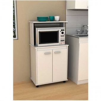 Compra mueble organizador de cocina ilatila blanco for Carritos y camareras de cocina