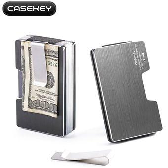 4aaa82d3a Compra Billetera Holder Tarjetero CASEKEY - Aluminio Metalico ...