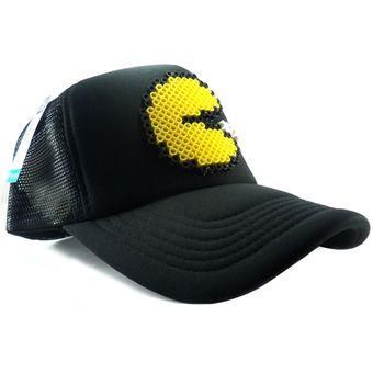 683524721216 Gorra Sttikup Pacman 3D
