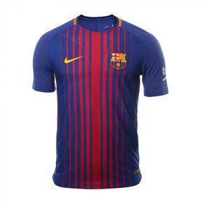 5be10019c3 Camiseta Hombre Nike FC Barcelona Home Stadium 2018-Multicolor