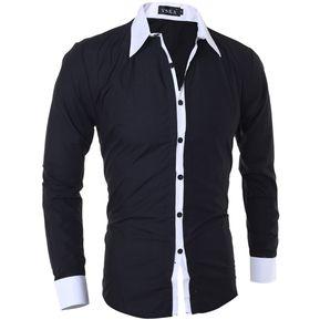 1e3d26a23e Camisas casuales manga larga de hombre en Linio México
