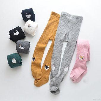 Pantalones Largos De Algodon Ajustados Para Ninas De 1 12 Anos Linio Mexico Ge598tb0r1osvlmx