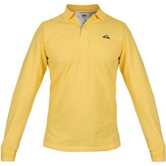 7d2ac94007 Compra Camiseta Polovers Polo Manga Larga-Amarillo Oxford online ...