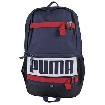 1ffddbad6 Compra Mochila Unisex Puma-Azul 074706 10 Deck Backpack online ...