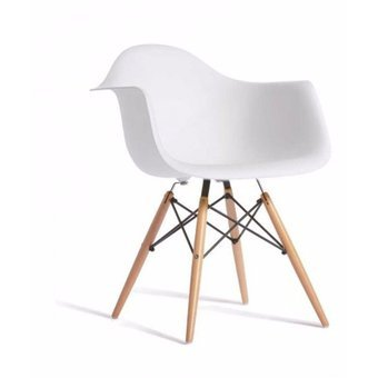 Compra Sillon Silla Eames Comedor Madera Diseño Shoppy Oferta Blanco ...