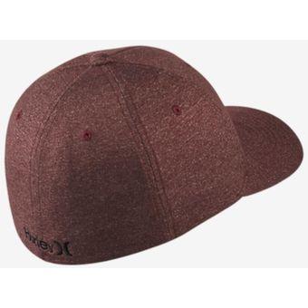 Compra Gorra Hombre Hurley One   Textures-Rojo online  8a57faefa98