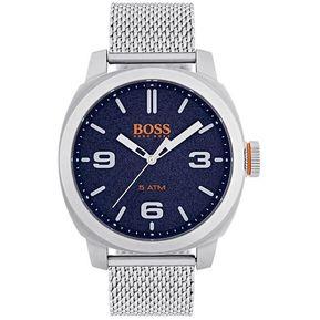 1f05569f35b2 Reloj Análogo Marca Hugo Boss Modelo  1550014 Color Plata Para Caballero