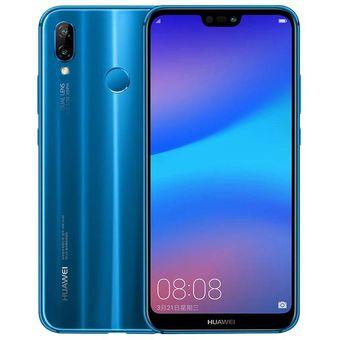 Smartphone Huawei Nova 3E(P20 Lite) 4G 4+128GB – Azul