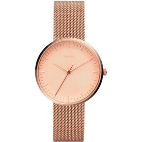 c3cbf260e949 Reloj Fossil The Essentialist Es4425 para Mujer-Oro Rosa