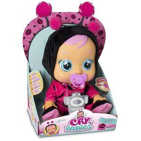 Muñeca Bebes Llorones Cry Babies Baby - Lady - Boing Toys 1c7a4076ebf