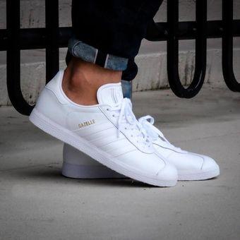 0a019b2c37d Compra Tenis Adidas Gazelle - BB5498 - Blanco - Hombre online ...