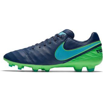 c1ef217836ce1 Compra Tenis Fútbol Hombre Nike Tiempo Legacy II FG-Azul online ...