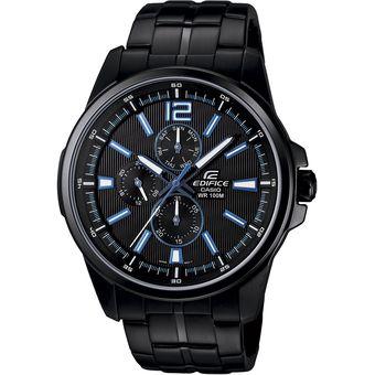 63dd96ee3857 Compra Reloj Casio Ef 343BK Edifice Metalico - Negro online