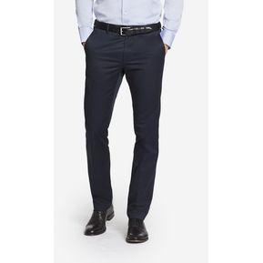 79c6afb1c1 Pantalón En Dril Para Hombre OutFit Azul Oscuro