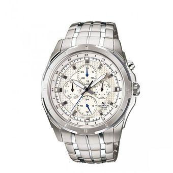 6528952eb518 Reloj Casio Edifice Hombre Acero Inoxidable EF-328D-7AVMulticalendario 100%  Original