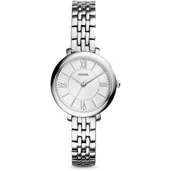 68867a790e0d Compra Reloj Fossil Jacqueline ES3797 Para Dama-Plateado online ...