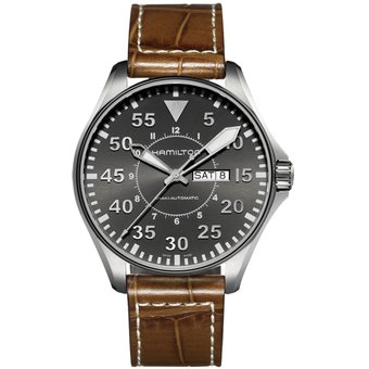 Reloj Khaki Pilot Aviation H64715885 Hamilton Ye2IbWD9EH