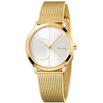 190f984a4bcb Compra Reloj Calvin Klein - Minimal CK3M22526 online