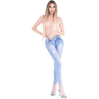 Ciclon Jeans Emily Corte Colombiano Con Tecnologia Push Up Mega Pomp Linio Mexico Ci589fa0cajfplmx