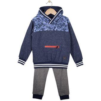 143e8d5db Compra Buzo Niño Pillin - Color Azul online | Linio Chile