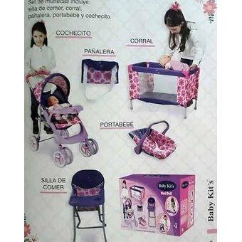 Compra Baby Kits - Set De Para Muñecas Maxi Doll online  36aecaf27c9