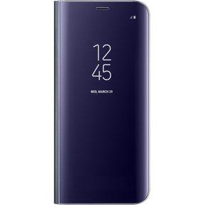 fc8b92fb19c SAMSUNG Clear View Standing Cover Galaxy S8 Original EF-ZG950 - Violeta