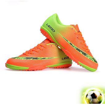 Zapatos Fútbol Boy Girl Botas De Fútbol Para Niños Unisex Para Hombre dad0bbb1576c4