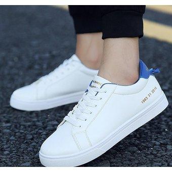 Hombre Deportivos Azul Generic Blanco Y Zapatos Ucqzg10wg