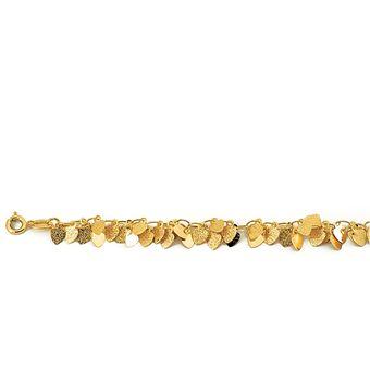 57daad224c3b Compra Pulsera Vanité Ipanema Oro Laminado- Dorado online