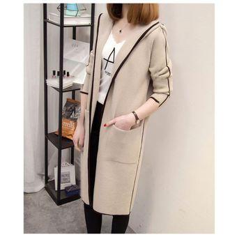 91844bda446 Mujer Gabardina Larga Mujer Trench Coat Plus Size Cazadora Mujer Abrigos