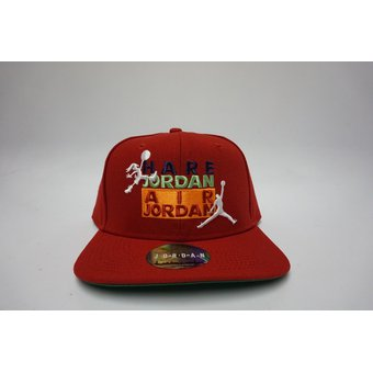 ... coupon for air jordan gorra para hombre air jordan retro vii 7 hare  snapback rojo 6cc6b ... fa91358d407