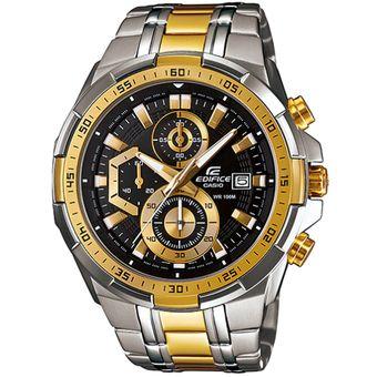 dde5e60c7b55 Compra Reloj Casio Edifice EFR-539SG-1AV Analógico Hombre - Plateado ...