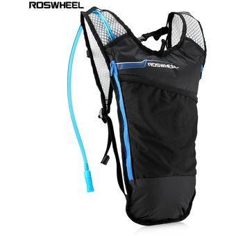 094366537 Compra ROSWHEEL 5L mochila de hidratación ciclismo 2L (Negro) online ...