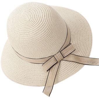 Playa Sombrero De Sol Sombrero De Copa Sombrero De Visera De Verano -  Color-1 8ac7c8318fe